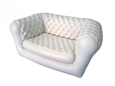 Canapé Gonflable Chesterfield / Bluefield