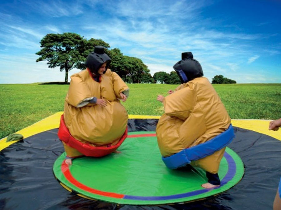 Sumos adultes - Jeux plein air adulte ...